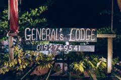 General Lodge, Jeram