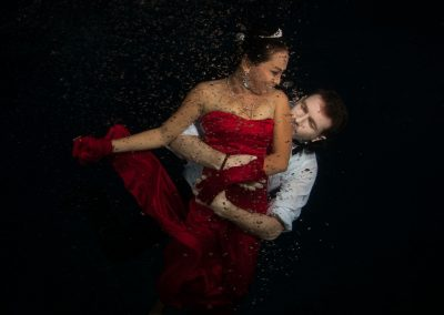 Underwater Wedding Portfolio